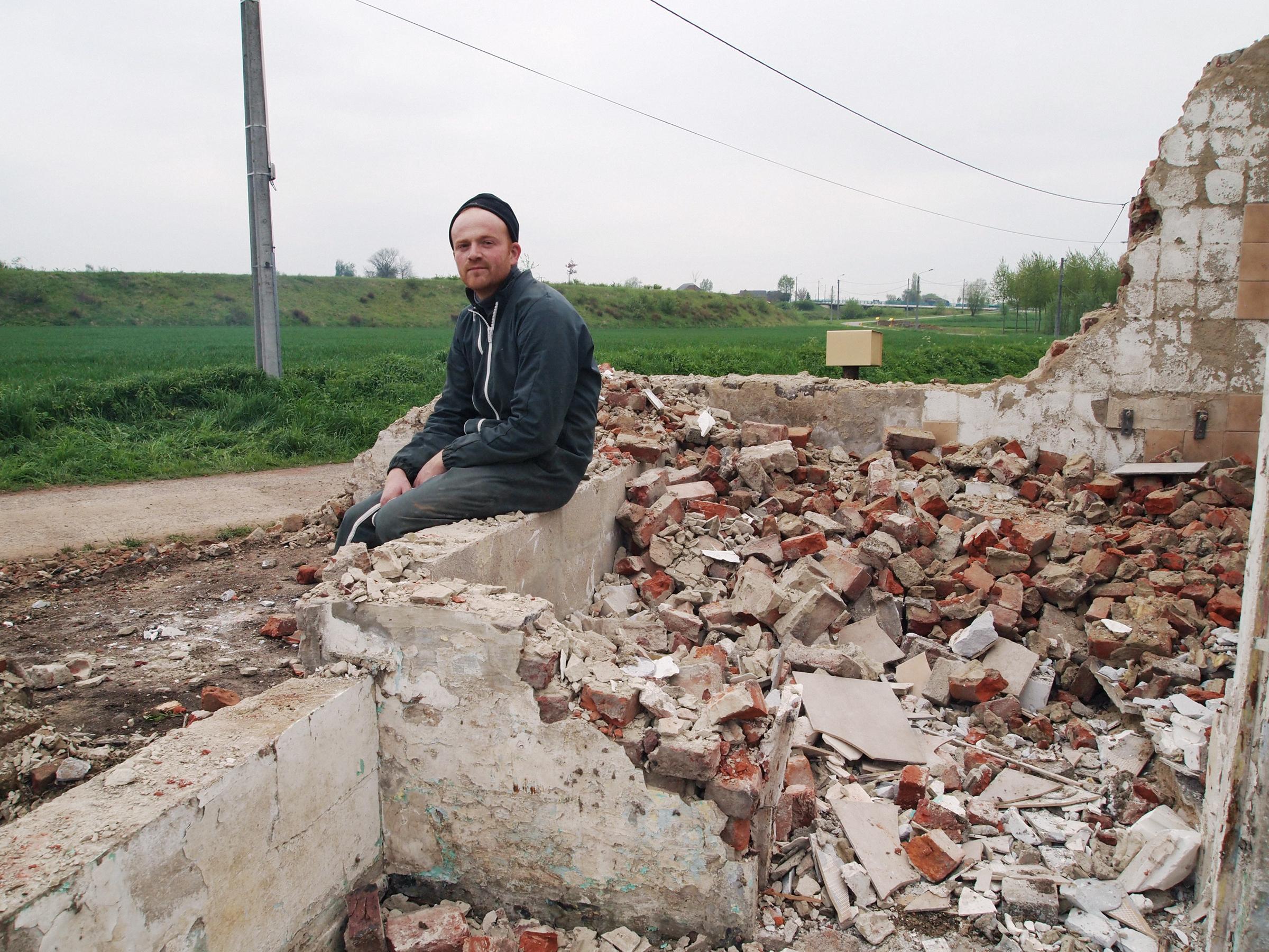 Deschamps de ruine