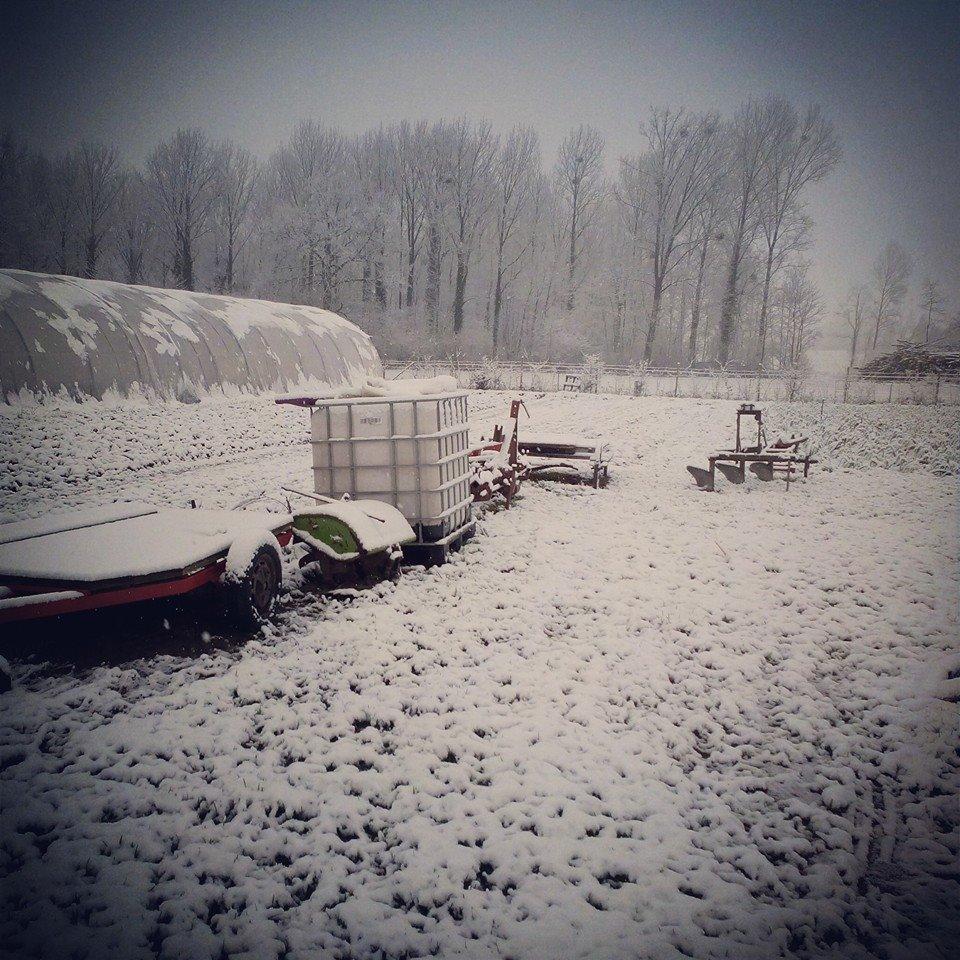 Neige à la Tournichette